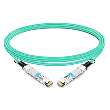 QSFP-DD-200G-AOC-1M 1m (3ft) 200G QSFP-DD to QSFP-DD Active Optical Cable