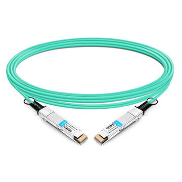 QSFP-DD-200G-AOC-2M 2m (7ft) 200G QSFP-DD to QSFP-DD Active Optical Cable
