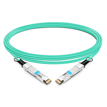 QSFP-DD-200G-AOC-3M 3m (10ft) 200G QSFP-DD to QSFP-DD Active Optical Cable