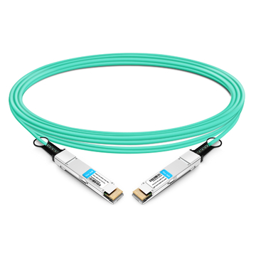 QSFP-DD-200G-AOC-5M 5m (16ft) 200G QSFP-DD to QSFP-DD Active Optical Cable