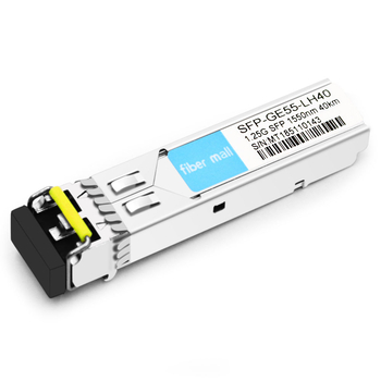Avaya AA1419051-E6 Compatible 1000Base LH SFP 1550nm 40km LC SMF DDM Transceiver Module