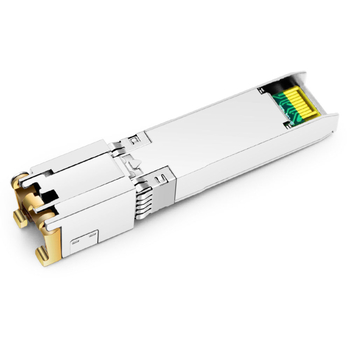 Juniper EX-SFP-10GE-T Compatible 10G Copper SFP+ 30m RJ45 without DDM Transceiver Module