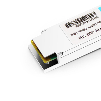F5 Networks F5-UPG-QSFP+ Compatible 40G QSFP+ SR 850nm 150m MTP/MPO MMF DDM Transceiver Module
