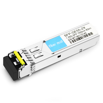 Extreme 10053 Compatible 1000Base SFP ZX 1550nm 80km LC SMF DDM Transceiver Module