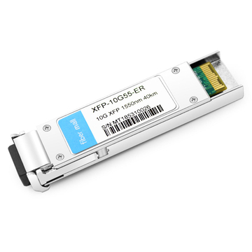 Huawei XFP-STM64-LH40-SM1550 Compatible 10G XFP ER 1550nm 40km LC SMF DDM Transceiver Module