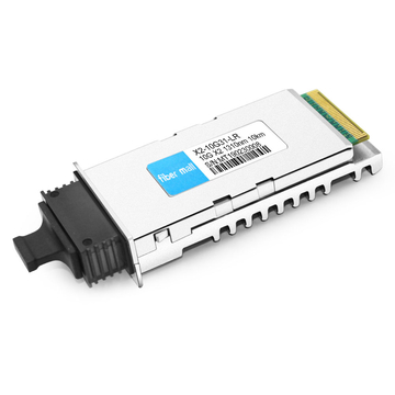 Cisco X2-10GB-LR Compatible 10G X2 LR 1310nm 10km SC SMF DDM Transceiver Module