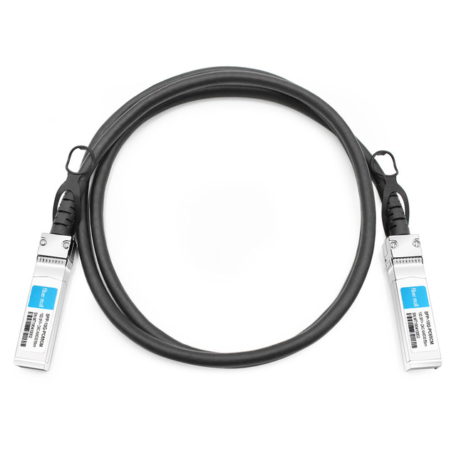 HPE H3C JD095C Compatible 65cm (2ft) 10G SFP+ to SFP+ Passive Direct Attach Copper Cable