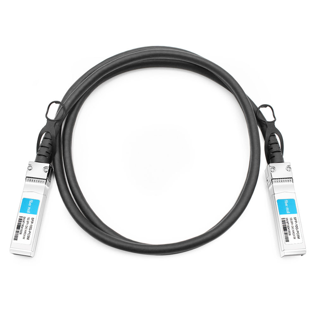 HPE JG081C Compatible 5m (16ft) 10G SFP+ to SFP+ Passive Direct Attach Copper Cable
