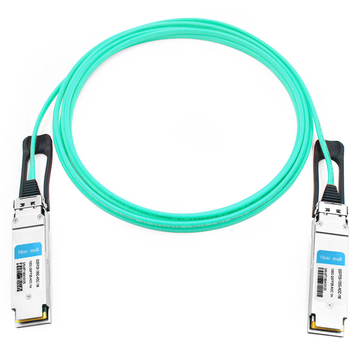 QSFP28-100G-AOC-1M 1m (3ft) 100G QSFP28 to QSFP28 Active Optical Cable