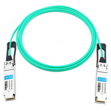 HPE BladeSystem 845412-B21 Compatible 10m (33ft) 100G QSFP28 to QSFP28 Active Optical Cable