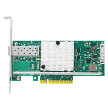 Intel® 82599EN SR1 Single Port 10 Gigabit SFP+  PCI Express x8 Ethernet Network Interface Card PCIe v2.0