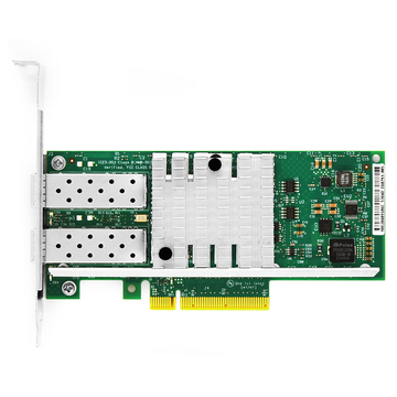 Intel® 82599ES SR2 Dual Port 10 Gigabit SFP+ PCI Express x8 Ethernet Network Interface Card PCIe v2.0