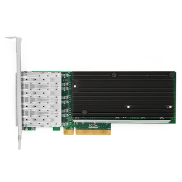 Intel® XL710-BM1 DA4 Quad Port 10 Gigabit SFP+  PCI Express x8 Ethernet Network Interface Card PCIe v3.0