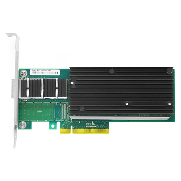 Intel® XL710-BM1 QDA1 Single Port 40 Gigabit QSFP+  PCI Express x8 Ethernet Network Interface Card PCIe v3.0