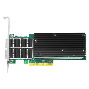 Intel® XL710 QDA2 Dual Port 40 Gigabit QSFP+  PCI Express x8 Ethernet Network Interface Card PCIe v3.0