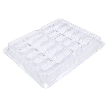 Anti-Static Plastic Packaging Tray for 10-count SFP SFP+ Transceiver