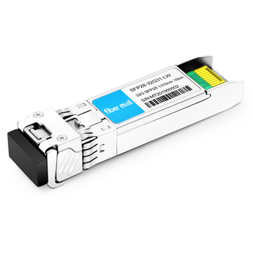 HPE B-Series P9H29A Compatible 32Gb SFP28 Long Wave 1-pack 1310nm 10km LC SMF DDM Transceiver Module