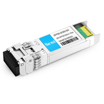 Brocade XBR-000212 Compatible 32G SWL Fibre Channel SFP+ 32Gb 850nm 100m LC MMF DDM Transceiver Module